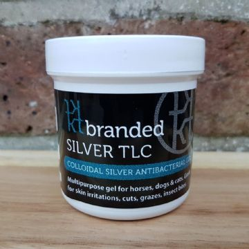 Silver TLC - Colloidal Silver Antibacterial Gel